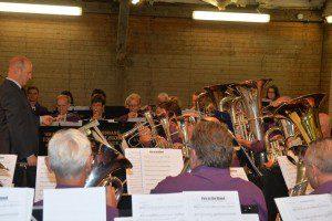 Brassband Excelsio